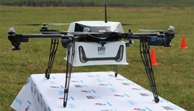 Pie in the sky: New Zealand makes pizza drone delivery