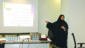 MEC organises workshop for employees on 'family culture'