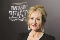 Graphics help bring Rowling's magical world to life
