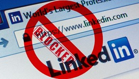 Russia moves to block LinkedIn network
