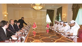 FM chairs Qatari-Turkish committee meeting
