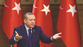Erdogan says EU Parliament vote has 'no value'