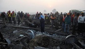 Indian train disaster toll rises to 142, more dead feared
