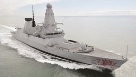MoD accused of 'mistakes' in design of Type 45 destroyer