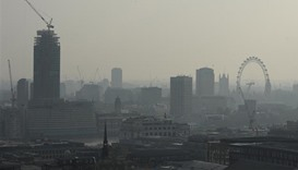 British court rules govt failing to tackle air pollution
