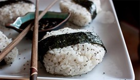 Japanese man dies after rice ball eating contest