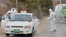 S Korea raises bird flu alert as three more cases found