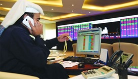 Qatar shares edge lower on realty, consumer goods sell pressure