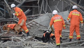 At least 67 killed in China power plant mishap