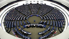 EU Parliament backs freeze of Turkish membership talks
