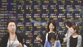 Asia stocks end week with rally