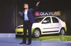 Uber rival Ola seeking funds at 40% lower value