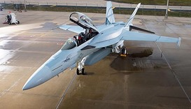 Kuwait plans to buy 28 Boeing F-18 jets