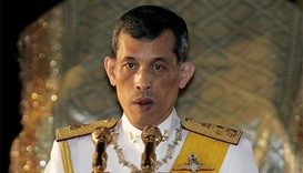 Thai parliament invites prince to become new king