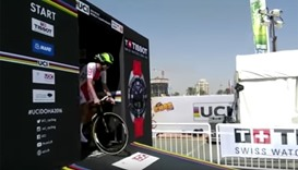 The UCI Road World Championships Doha 2016