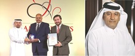 QFB division wins award for customer service excellence, product innovation