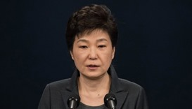 South Korean prosecutors seek 30 years' jail for ousted President Park