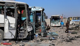 27 killed in Iraq suicide bombings claimed by IS