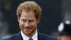 UK's Prince Harry hits out at media 'harassment' of new US girlfriend