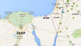 Gunmen target Egypt truck convoy, nine killed