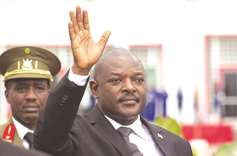Burundi rejects war crimes investigation