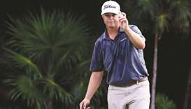 Kizzire shoots career low 62 to lead OHL Classic