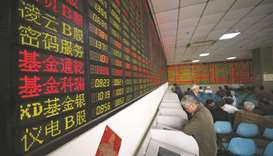 Asian markets remain bearish, but China opening lifts Shanghai