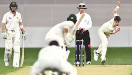 Woakes saves England's blushes with inspired spell