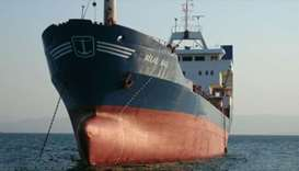 Cargo ship with 11 crew sinks in Black Sea
