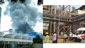 Blast at Indian coal-fired plant