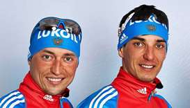 Two Russian skiers get life bans over Sochi Games doping