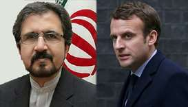 Iran tells France nuclear deal 'not negotiable'