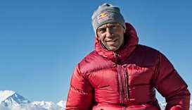 Russian base jumper dies in Nepal's Everest region