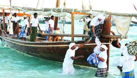 Dhow Festival to showcase maritime traditions of participating countries