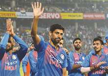 India score first T20 win against Kiwis in Nehra's farewell tie