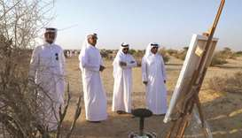 Katara is cultural partner of National Black Tree drive