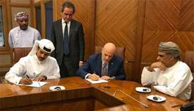 Qatar Petroleum signs deal for Block 52 in offshore Oman