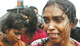 Rohingya: persecuted and forgotten