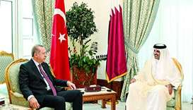 Qatar, Turkey to further boost bilateral co-operation