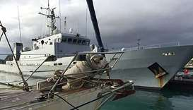Australian police seize huge cocaine haul being smuggled in yacht