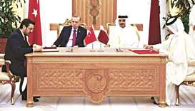 QMC signs pact with Turkish Radio and TV