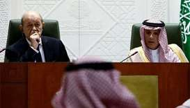 Saudi foreign minister tells Iran 'enough is enough'