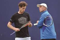 Murray splits with coach Ivan Lendl for second time