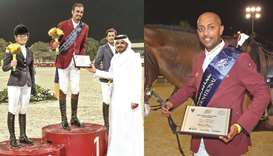 Sheikh Ali, Bassem triumph on glorious day for Qatar