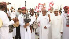 Traditional Dhow Festival at Katara