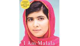 I am Malala was launched worldwide in 201