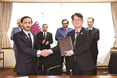 Qatar, Japan sign deal to import, export race horses