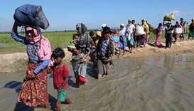 China draws 3-stage path for Myanmar, Bangladesh to resolve Rohingya crisis