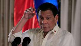 Philippine president expects more tax reform measures in 2018