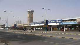 Sanaa airport 'ready to run' after bombing: rebel govt